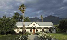 Guest cottage at Nabygelegen, Wellington, South Africa