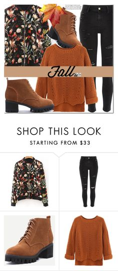 """Shein"" by cherry-bh ❤ liked on Polyvore featuring River Island and shein"