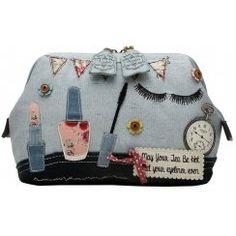 Vendula Tea Party Make-Up Bag