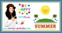 """¡¡Ya estamos en verano!! ¡¡Completa la """"Operación Bikini"""" con una bonita sonrisa entrando ya en www.sevilla-dentista.com !! #FelizVerano #FelizLunes #Summer #summertime #Verano #DentistaSevilla #Sevilla #Mairena #Aljarafe #Dentista #Salud #DentistaNiños #SaludInfantil #SaludDental #HigieneBucal #Ortodoncia #Odontología #ImplantesDentales #Ofertas #Descuentos #Promociones"""