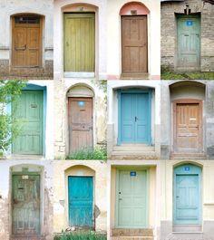 serbian doors via mokosha