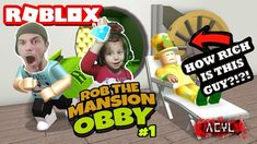 We Robbed a Million Dollar Mansion in Roblox ! Roblox 2006, Games Roblox, Richie Rich, Battle Royal, Royalty Free Music, Awkward, Gaming, Mansions, Guys