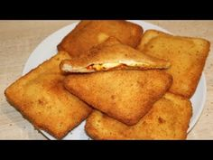 YouTube Ramadan Recipes, Bread Rolls, Beignets, Food Service, Food Truck, French Toast, Food And Drink, Stuffed Peppers, Snacks