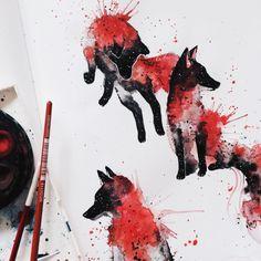 lohrien: Illustrations by kelogsloops dA l tumblr l fb l shop l...