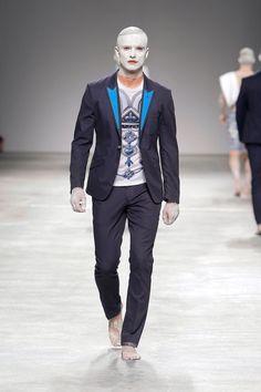Male Fashion Trends: Nuno Gama Spring-Summer 2018 - Moda Lisboa