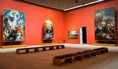 Peter Paul Rubens Room at Royal Museums of Fine Arts of Belgium - Brussels