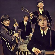 The Beatles  #myartpic