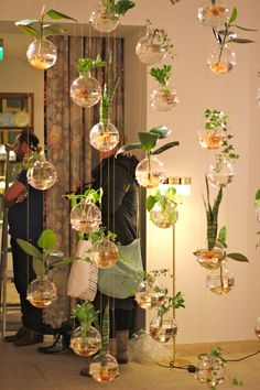 indoor hanging indoor hanging plants ideas to decorate your home 39 ~ mantulgan.me indoor hanging plants ideas to decorate your home 39 ~ mantulgan. Room Decor Bedroom, Diy Room Decor, Home Decor, Hanging Plants, Indoor Plants, Porch Plants, Hanging Terrarium, Decoration Plante, House Plants Decor