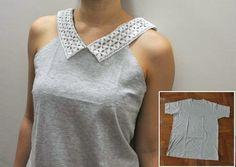 Moda e Dicas de Costura: IDEIAS DE RECICLAGEM - 1