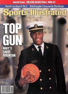 Navy's David