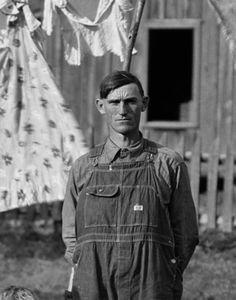 Berenice ABBOTT :: Miner, Greenview, West Virginia, 1935