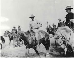 Charge of San Juan Hill during the Spanish American War