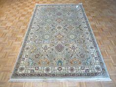 8'8 x 10 BRAND NEW KARASTAN RUG SOVEREIGN EMIR GRAY 14605 #Karastan #Persian