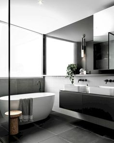 Awesome Scandinavian Bathroom Ideas (2)