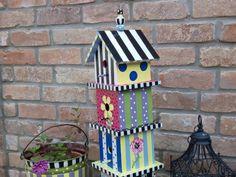 Mackenzie Childs Inspired Whimsical French Style by TresSuzette