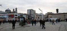 بناء جامع في تقسيم إسطنبول