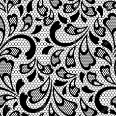 lace pattern - Google Search