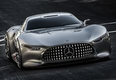 Mercedes - Benz AMG Vision Gran Turismo