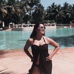 Bipasha Basu in a #sexy bikini in Goa. #Bollywood #Fashion #Style #Beauty