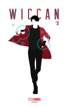 Wiccan by redemsi on DeviantArt Marvel Fan Art, Marvel Dc Comics, Marvel Heroes, Marvel Characters, Marvel Cartoons, Wiccan Marvel, Scarlet Witch Marvel, Young Avengers, Superhero Design