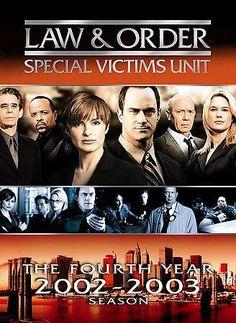 Universal Law & Order: Special Victims Unit Season 4
