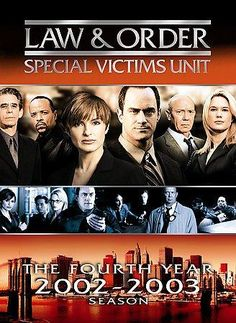 This award-winning show is a spin-off of NBC's incredibly popular and long-running crime drama, LAW & ORDER. Starring Christopher Meloni and Mariska Hargitay (who won an Emmy for her work on the show)