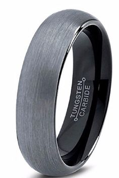 tungsten wedding band for your groom