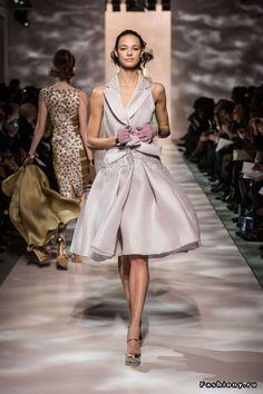 Georges Chakra Haute Couture Весна-Лето 2015