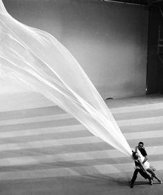 Cyd Charisse & Gene Kelly - Behind the scenes of Singin' in the Rain (1952)