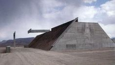 Michael Heizer, City Installation, Lincoln, NV 89017