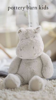 Give them the gift of a new friend with this sweet elephant plush. Its huggable self comes in two sizes—small or medium. Full of cozy cuddles and snuggles, it's your little one's new BFF. Cuddles And Snuggles, Cuddling, Baby Safe, Baby Registry, Pottery Barn Kids, Baby Gear, New Friends, Little Ones, Baby Gifts