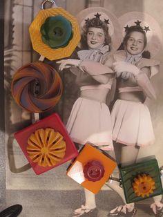 BAKELITE Classic 1930's Bakelite Button by OneWomanRepurposed