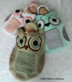 Owl!! This is so cute.