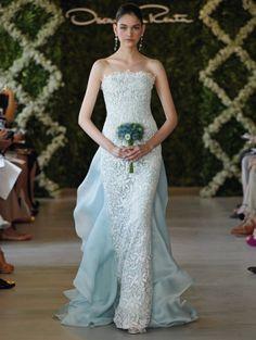 Beautiful braid-maids' dress