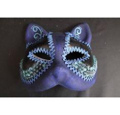 Réalisez un masque pour Mardi Gras : Maëlle B