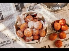 How To Make Puff Puff Like A Pro - YouTube