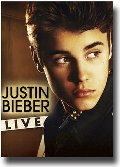 Justin Bieber Poster Concert $9.84 #Bieber