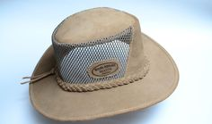 Suede Leather Hat Vented - Lion King – zzambi.com