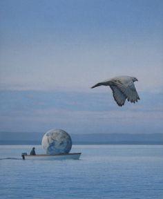 Quint Buchholz. Earth and Dove www.quintbuchholz.de: All Pictures