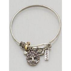 Tree of Life Bracelet Brand new! Super cute! 15% off of bundles! FEEL LIKE MAKING AN OFFER? Please do it through the make an offer feature as I will no longer negotiate prices in the comments section. PRICE IS FINAL ON ITEMS $15 or less unless bundled. Jewelry Bracelets