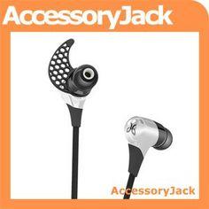 Jaybird BlueBuds X Premium Micro-sized Wireless Bluetooth Headphones (Storm White)