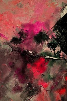 Abstract Painting - Pol Ledent