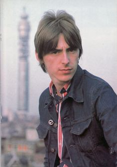 Paul Weller in Zig Zag Magazine, 1982, March issue