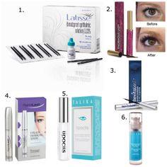 We Help You Choose from the Top Eyelash Growth Products Best Eyelash Growth, Rapid Lash, Lash Growth Serum, Eyelash Enhancer, Natural Eyelashes, Beauty Make Up, How To Make, Top, Products