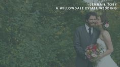 When the French teacher met the game designer   Jenna and Toby's Willowdale Estate Wedding Trailer by Long Haul Films. Once upon a time, in ...