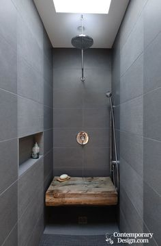 Small wet room. Create a spa-worthy power shower in even the smallest bathroom. Here we explain how.