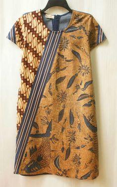 Blouse Batik, Batik Dress, Blouse Dress, Batik Fashion, Hijab Fashion, Mode Batik, Batik Kebaya, Baby Girl Dress Patterns, African Fashion Dresses