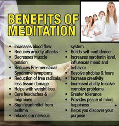 Benefits of mediation.