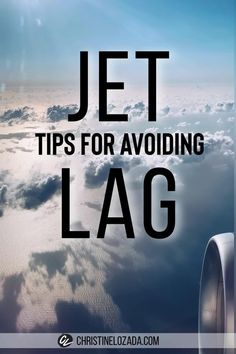 Top tips on #howtoavoidjetlag or #howtoavoidjetlagonlongflights these are a few easy tips to help you stay comfortable as you change time zones. Traveling isn't easy and we want to focus on the destination! Make the journey comfortable and jump time zones with ease. #JetLag can be avoided easily and naturally. Consider these #traveltips from a pro! Whether you're #flying on an #airplane or #traveling by #train or #car these tips are for all types of travelers. via @christinelozada Air Travel, Solo Travel, How To Stay Awake, How To Stay Healthy, Feeling Exhausted, Natural Sleep Aids, Time For Change, Travel Essentials, Travel Hacks