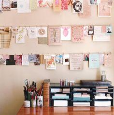 inspiration board ~ Easy peasy!